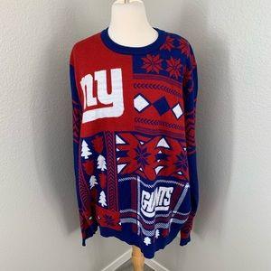 NFL NY Giants sweater